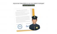 Куда и как пожаловаться на участкового полиции? Пошаговая инструкция
