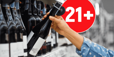 В России предложили повысить возраст продажи алкоголя до 21 года