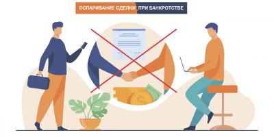 Оспаривание сделок должника при банкротстве физических лиц