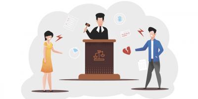Процедура развода в судебном порядке в 2021 году