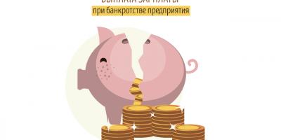 Как выплачивается зарплата при банкротстве предприятия?