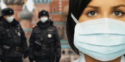 В Москве вводится «масочный» режим