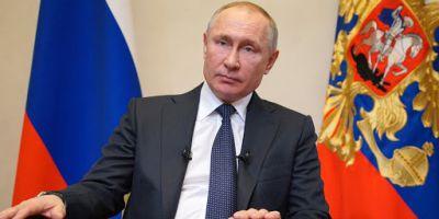 Путин рассказал о 10 новых предложениях в социальной и налоговой сферах