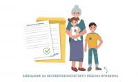 5 плюсов и минусов завещания на несовершеннолетнего ребенка