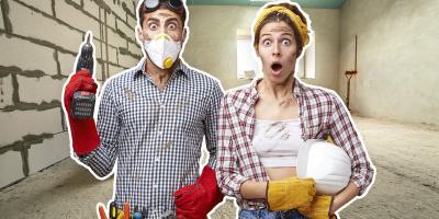 Можно ли и как правильно сделать демонтаж несущей стены