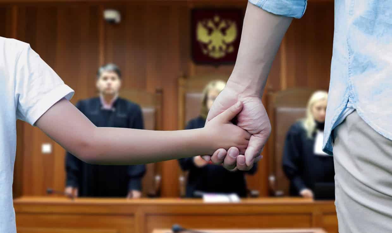 Определение порядка общения с ребенком после развода
