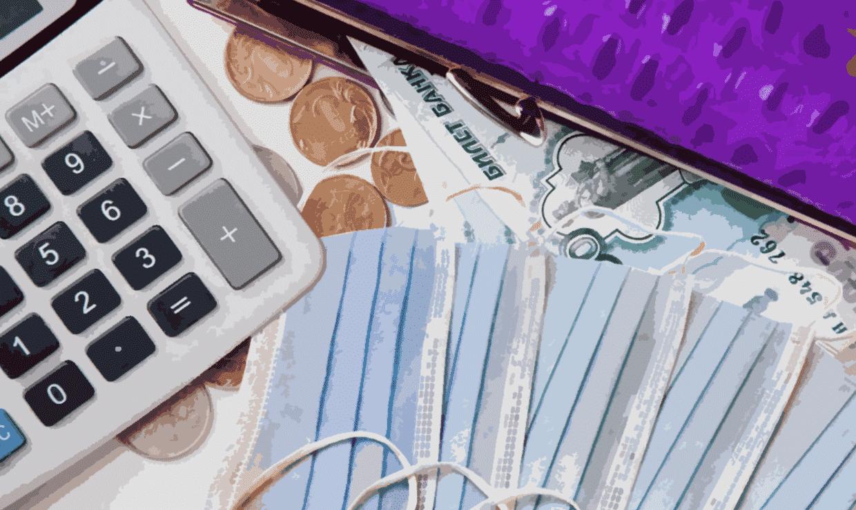 Россиянам предложили давать деньги на покупку масок и перчаток