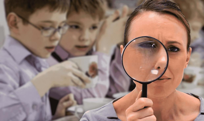Роспотребнадзор: родители могут контролировать питание детей-школьников