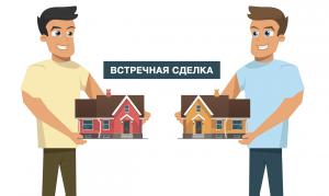 Встречная покупка квартиры