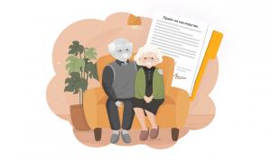 Наследование квартиры в совместной собственности супругов
