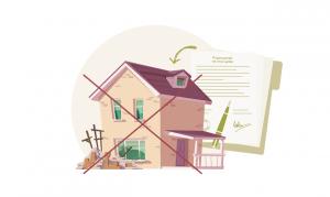Разрешение на снос частного дома на собственном участке
