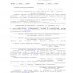 Акт о наложении ареста (описи имущества)
