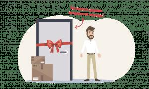Выписка дарителя из подаренной квартиры или дома
