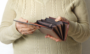 Банкротство пенсионера