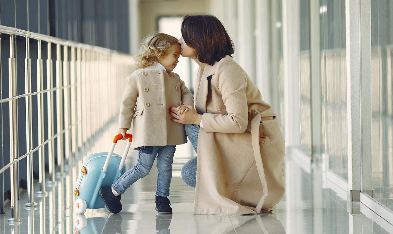 Новый законопроект об упрощении вывоза ребенка за границу