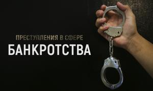 Преступления в сфере банкротства
