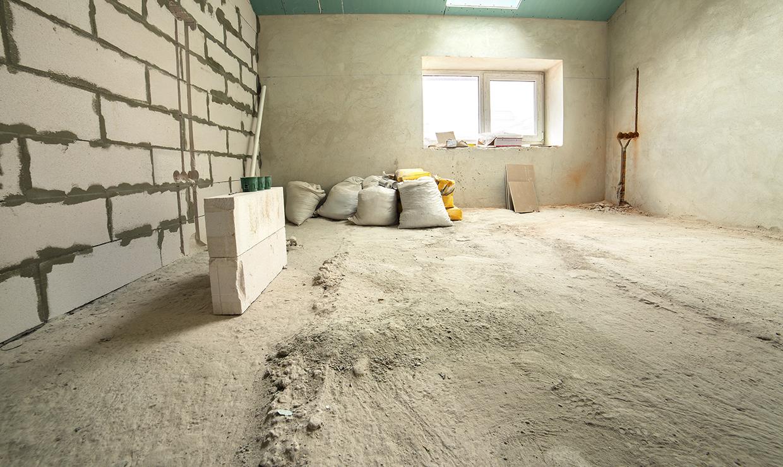 Перепланировка в пустой бетонной «коробке» должна быть узаконена