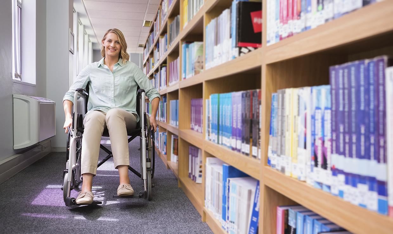Инвалиды смогут получить второе бесплатное образование