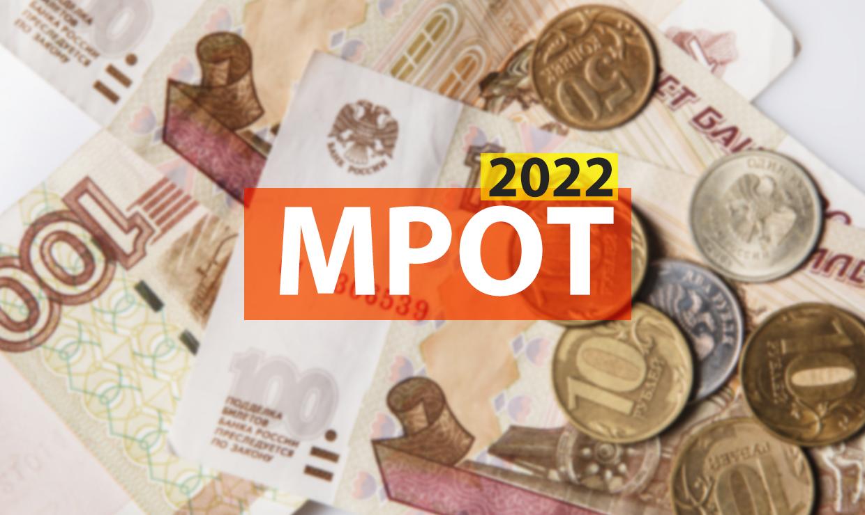 В Госдуме предложили увеличить МРОТ к 2022 году
